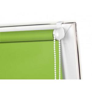 Roleta MINI zaciemniająca, zielona, na wymiar