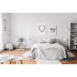 Rolety w sypialni - jakie wybrać?