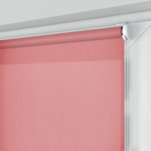 Roleta MINI z tkaniną STANDARD, różowa, na wymiar