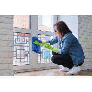 Skuteczne sposoby na czyszczenie białych ram okiennych